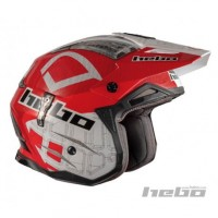 KASK HEBO TRIAL  ZONE 4 PATRIK RED