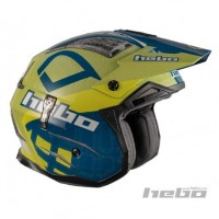 KASK HEBO TRIAL  ZONE 4 PATRIK BLUE