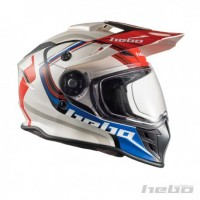 KASK HEBO KASK DS TRANSAM WHITE-RED