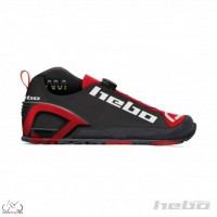 BUTY ROWEROWE  HEBO BIKE TRIAL BUNNYHOP SHOES BLACK