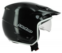 "KASK HEBO ZONE BLACK Z BLENDĄ ""M"" 57-58"