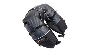 Giantloop Coyote Saddlebag Roll Top  CZARNY