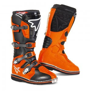 BUTY STYLMARTIN ENDURO-MOTOCROSS GEAR MX ORANGE  ROZMIAR 44