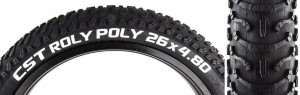 OPONA FAT BIKE CST ROLY POLY 26X4,8 ""
