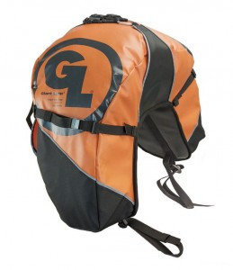 Sakwa Rogal Great Basin Saddlebag ORANGE  WYPRZEDAŻ MODELU